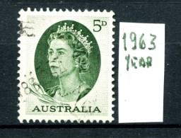 - AUSTRALIA - Year 1963 - Usato - Used. - Gebraucht