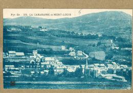 La Cabanasse  (Pyrénées-Orientales)  Vue Générale - Unclassified