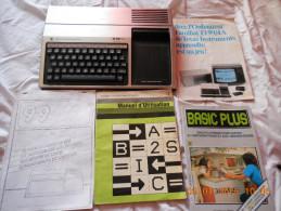 Texas Instruments TI-99/4A + Jeux - Consoles De Jeux