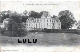 DEPT 53 : 2 Scans : Saint Sulpice La Rongère , Chateau De La Rongère , Près De Chateau Gontier - Autres Communes