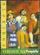 UNO - Wien 326 (kompl.Ausg.) Postfrisch 2000 UNHCR - Wien - Internationales Zentrum