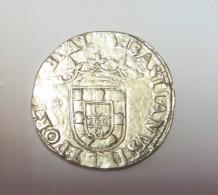 D Filipe I Tostão (Replica Com Banho De Níquel Mate REPRODUCTION  Fausse Monnaie) - 2 Scans - Counterfeits