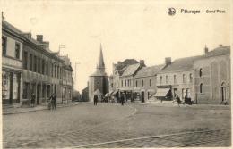 BELGIQUE - HAINAUT - COLFONTAINE - PÂTURAGES - Grand'Place. - Colfontaine