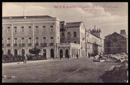 FIGUEIRA Da FOZ - Rua 11 De SETEMBRO (atual Rua 5 De Outubro). 1905s Postal Edição Da Pharmacia Peninsular PORTUGAL - Coimbra