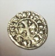 D Afonso III Dinheiro  (Replica Com Banho De Liga Prata E Cobre  REPRODUCTION  Fausse Monnaie) - 2 Scans - Counterfeits