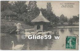 VALENCIENNES - Parc De La Rhonelle - La Hutte Des Cygnes - N° 6258 - Valenciennes