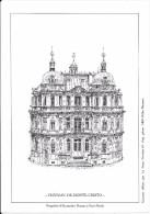 G 5 Gravure Du Chateau De Monté-Christo Gravure De La Poste - Autres