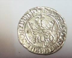 D Afonso V  Real Grosso  (Replica Com Banho De Liga Níquel Mate  REPRODUCTION  Fausse Monnaie) -2 Scans - Counterfeits