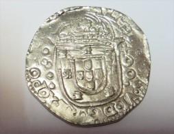 D Afonso VI Cruzado De Prata  (Replica Com Banho De Niquel Mate REPRODUCTION  Fausse Monnaie) -2 Scans - Counterfeits