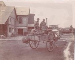 80 SOMME RUE PHOTO  FABRIQUE DE RUE USINE GARRY N° 3 UNE LIVRAISON - France