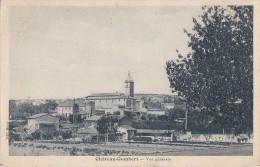 Château-Gombert Marseille 13 - Vue Générale - Cachets 1959