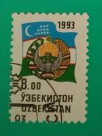 UZBEKISTÁN 1993. USADO - USED. - Uzbekistán