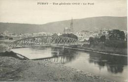FUMAY : Le Pont. - Fumay