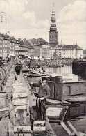 COPENHAGEN - Nikolaj Church, Gel.1949 V. Kobenhavn Nach Wien, Österr.Zensurstempel - Dänemark