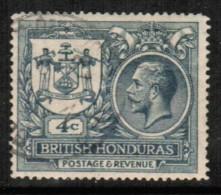 BRITISH HONDURAS  Scott # 90 VF USED - British Honduras (...-1970)