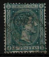 02177 España EDIFIL 170 O Catalogo 735,-  OPORTUNIDAD - 1875-1882 Kingdom: Alphonse XII
