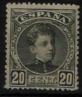 02200 España EDIFIL 247 * Catalogo 55,- - 1889-1931 Royaume: Alphonse XIII