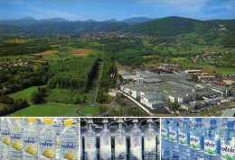 63  Eau Minerale Naturelle De VOLVIC Mise En Bouteilles A L'usine Du Chancet - Frankreich
