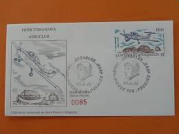 Piper Tomahawk FDC St Pierre Et Miquelon 286 - FDC