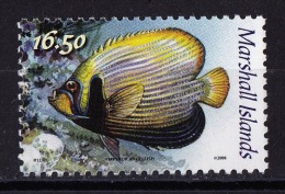 Marshall Island, (Sc# 923), MNH, (Single Top Value To Set ) Tropical Fish  2008 - Marshallinseln