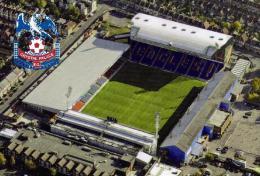 Stadium Selhurst Park (Crystal Palace,England) Postcard - Size: 15x10 Cm. Aprox - Fútbol
