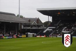 Stadium Craven Cottage (Fulham,England) Postcard - Size: 15x10 Cm. Aprox - Fútbol
