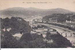 Cp , 69 , LYON , Vaise Et Les Monts D'Or - Autres