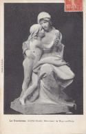 Ph-CPA Bouy Sur Orvin (Aube) La Tendresse Monument D'Albert Boucher - Autres Communes