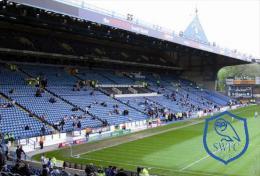 Stadium Hillsborough Sheffield Wednesday(,England) Postcard - Size: 15x10 Cm. Aprox - Fútbol