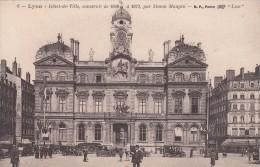 Cp , 69 , LYON , Hôtel De Ville, Construit De 1646 à 1672, Par Simon Maupin - Lyon