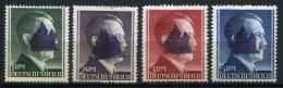 32766) LOKALAUSGABEN Schwarzenberg # 20-23 Gefalzt Aus 1945 - Zona Sovietica