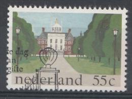 Pays-Bas 1981  Mi.nr.:1185 Schloss Huis Ten Bosch  Oblitérés / Used / Gestempeld - Periode 1980-... (Beatrix)