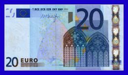 "20 EURO ""P"" NEDERLAND FIRMA DRAGHI  R016 A1 XF SEE SCANN!!!!! - EURO"
