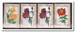 Uruguay 2001, Postfris MNH, Flowers, Roses - Uruguay
