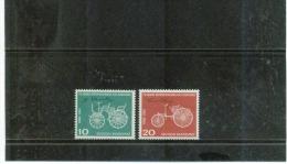 Deutschland ,  BRD , Germany , 1961 , ** ,  MNH , Postfrisch , Mi.Nr.363 - 364 - [7] Federal Republic