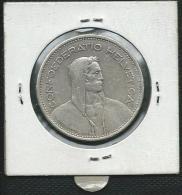 SVIZZERA  1931 5FR - Suiza