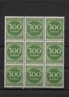 LOTE 216  ///   (C055) ALEMANIA IMPERIO -  YVERT Nº: 245    EN BLOQUE - Deutschland