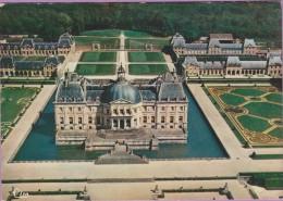 77 °° Vaux-le-Vicomte - Hélico Sur Le Château Du XVIIème - Jardins à La Française De Le Nôtre °° NEUVE - Vaux Le Vicomte