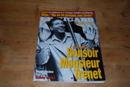 Le Figaro Magazine, Février 2001, Charles Trenet, Balthus, Oman, Pop Art, Warhol, Alfred Sirven, Agusta, Pierre Daix Etc - Musique