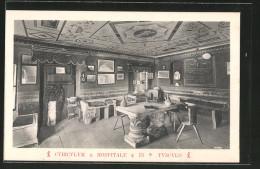 AK Salona, Cubiculum Hospitale In Tusculo - Croatie