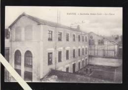 Nantes - Enseignement - Ecole Ste-Croix, Rue Des Olivettes, Les Classes - Témoignage élève Incendie - Nantes
