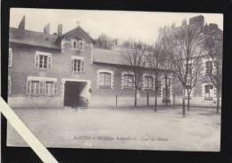 Nantes - Enseignement - Ecole Ste-Croix, Rue Des Olivettes - La Cour Des Grands - Nantes