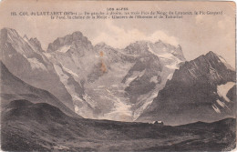 Cpa - Montagne - Alpinisme - Col Du Lautaret(2075m) - Alpinisme
