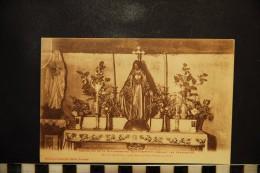CPA  65, CPA Habitation De La Bienheureuse Bernadette Pendants Les Apparitions, Interieur Du Cachot - Lourdes