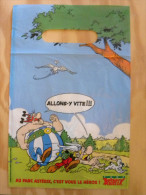 PARC ASTERIX Sac Plastique De 1997 Scans Recto/verso - Libri, Riviste, Fumetti
