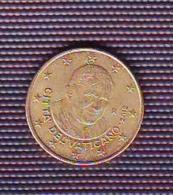 Vaticano, € 0,50 (B)   Moneta Circolata - Vaticano