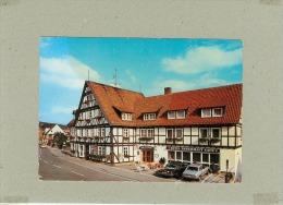 CP.  WOLFHAGEN.  HOTEL  ZUM  SCHIFFCHEN - Wolfhagen