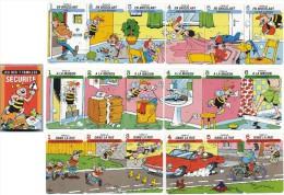Jeu Des 7 Familles Sécurité - Carte Da Gioco
