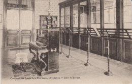 1910  Frameries   Pensionnat Des Soeurs De La Providence  Salle De Musique  ( Vers Moerbeke - Frameries