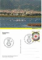 CAPOTERRA CAGLIARI 350° FONDAZIONE 2005 ANN SPECIALE SU 0,45€ CROCE ROSSA - Cagliari